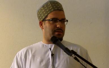 Imam Abdul Latif Finch Khutbah