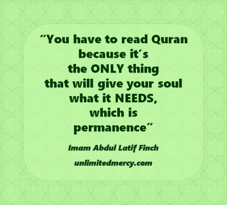 Imam Abdul Latif Finch Soulfood 5