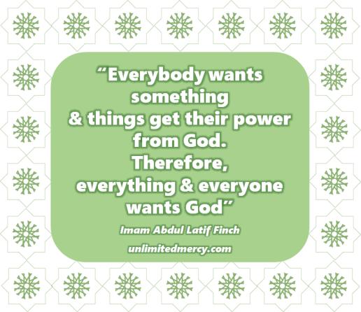 Power 2 - Imam Abdul Latif Finch