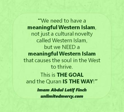 Imam Abdul Latif Finch Soulfood 10