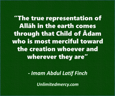 Imam Abdul Latif Finch thought quote 2
