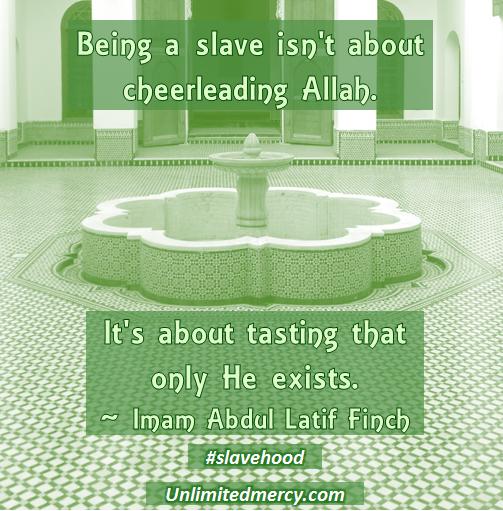 Imam Abdul Latif Finch Slavehood 5
