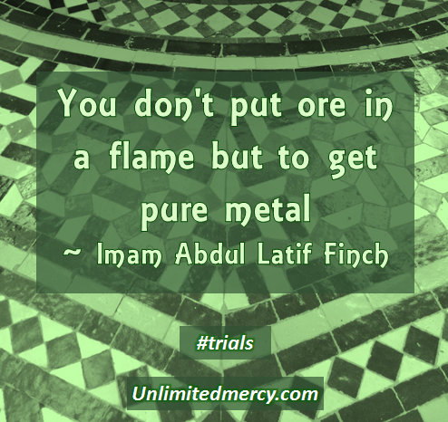 Imam Abdul Latif Finch Trials 1